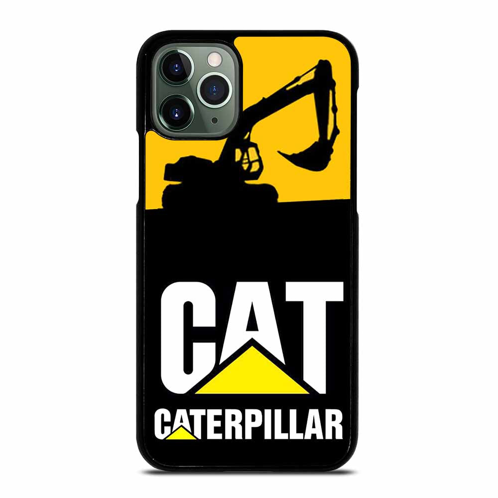 CATERPILLAR EXCAVATOR iPhone 11 Pro Max Case