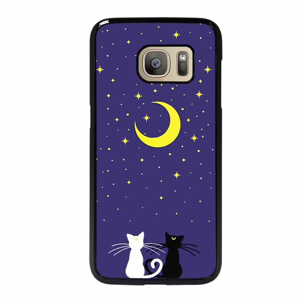 CATS LUNA AND ARTEMIS Samsung Galaxy S7 Case