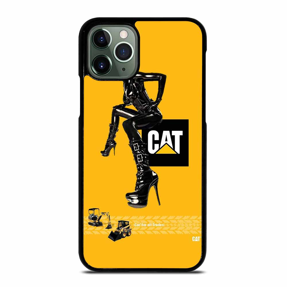 CAT CATERPILLAR SEXY iPhone 11 Pro Max Case