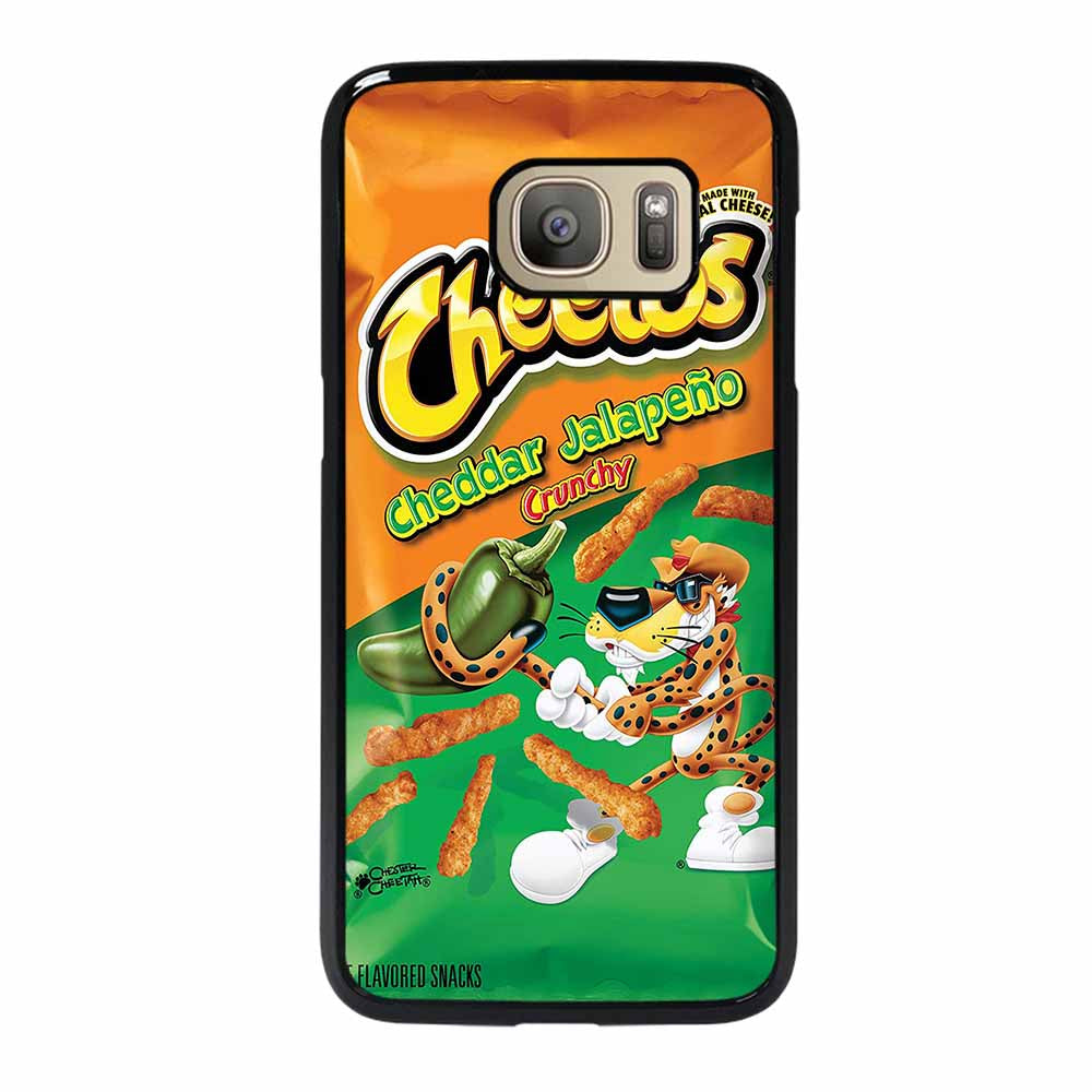 CHEETOS LOGO 1 Samsung Galaxy S7 Case