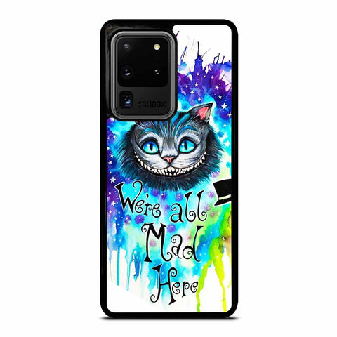 CHESIRE CAT #3 Samsung S20 Ultra Case