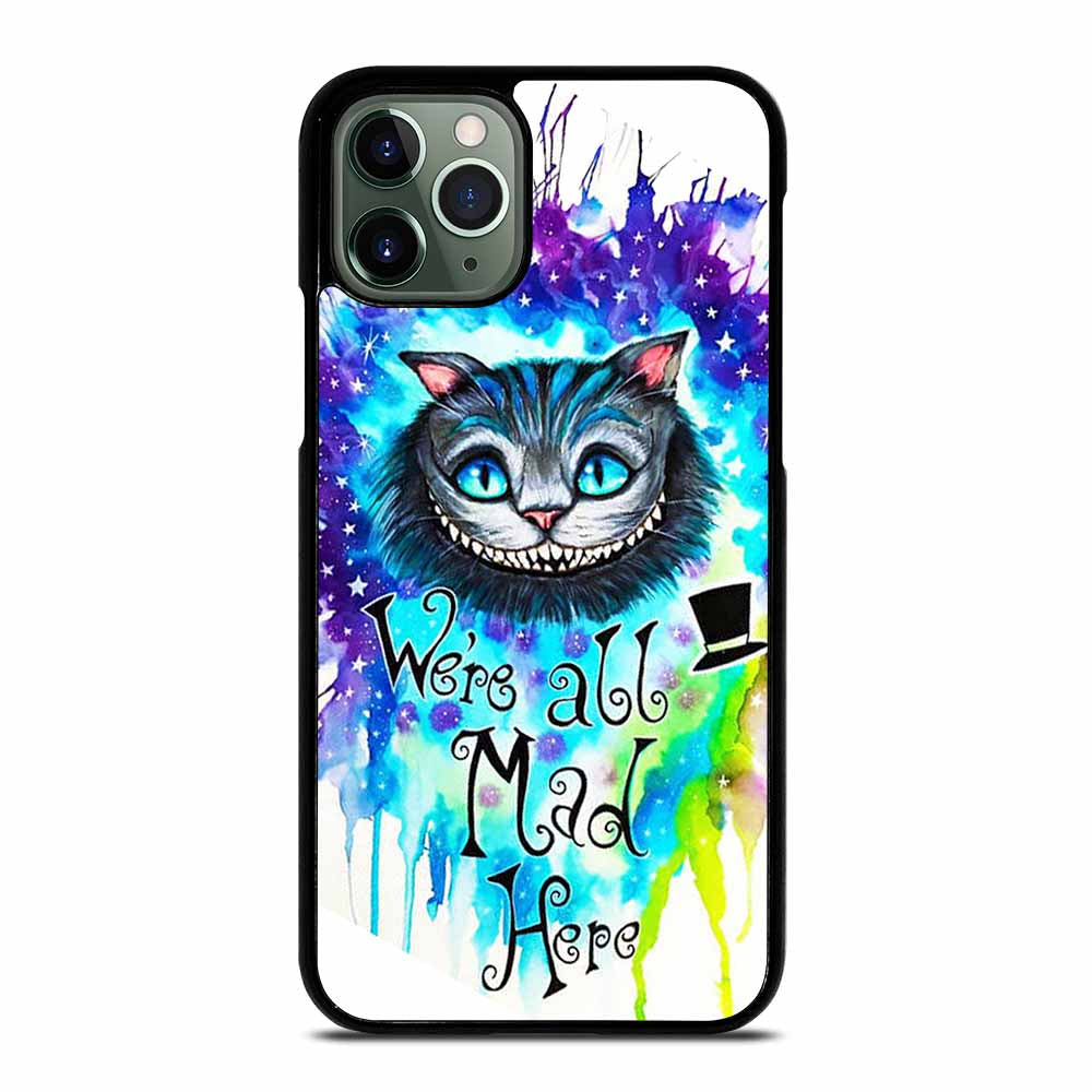 CHESIRE CAT #3 iPhone 11 Pro Max Case