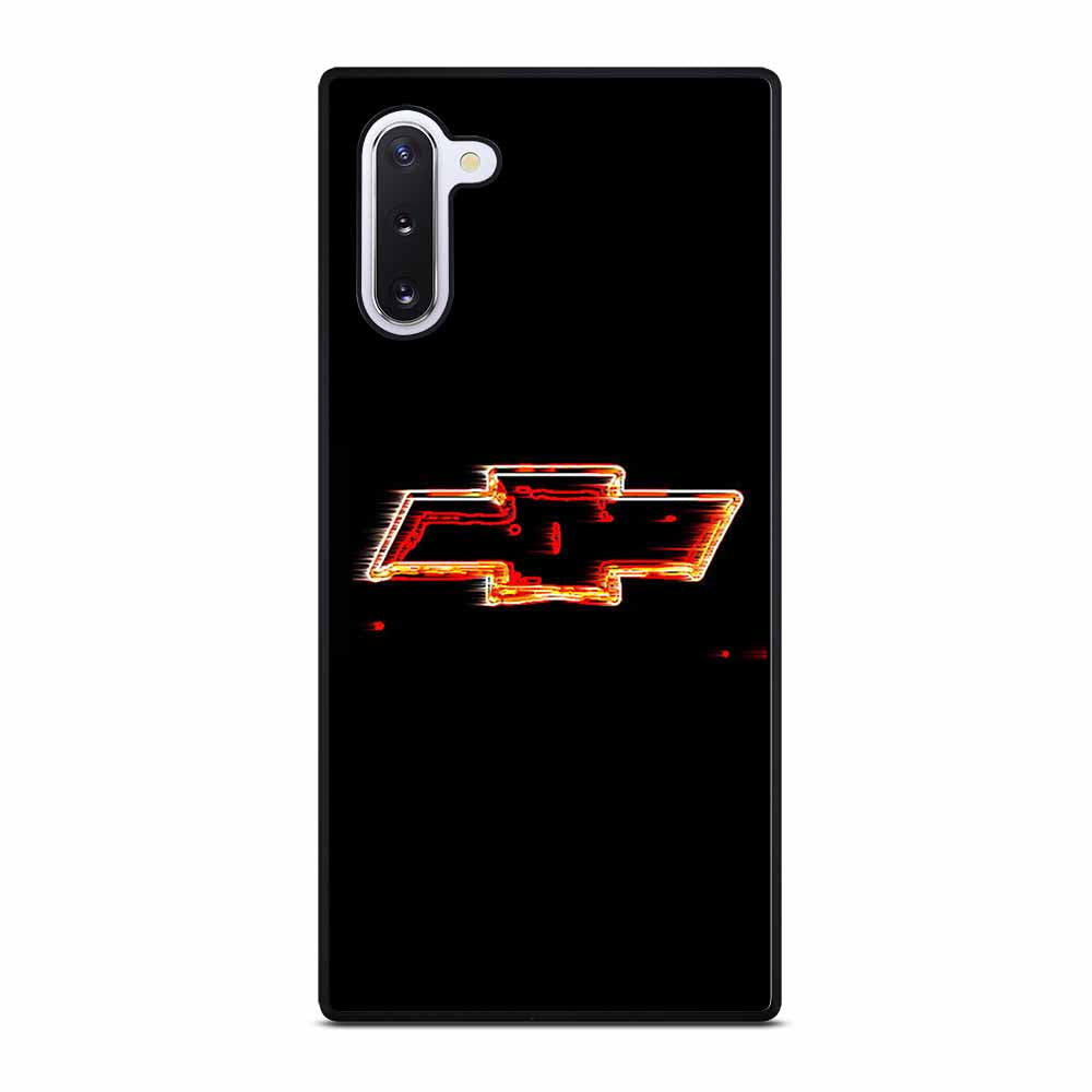 CHEVY BOWTIE NEON LOGO Samsung Galaxy Note 10 Case