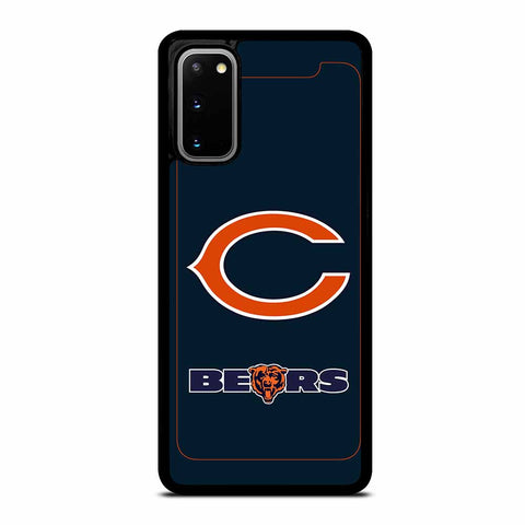 CHICAGO BEARS NFL FOOTBALL 3 Samsung S20 Case