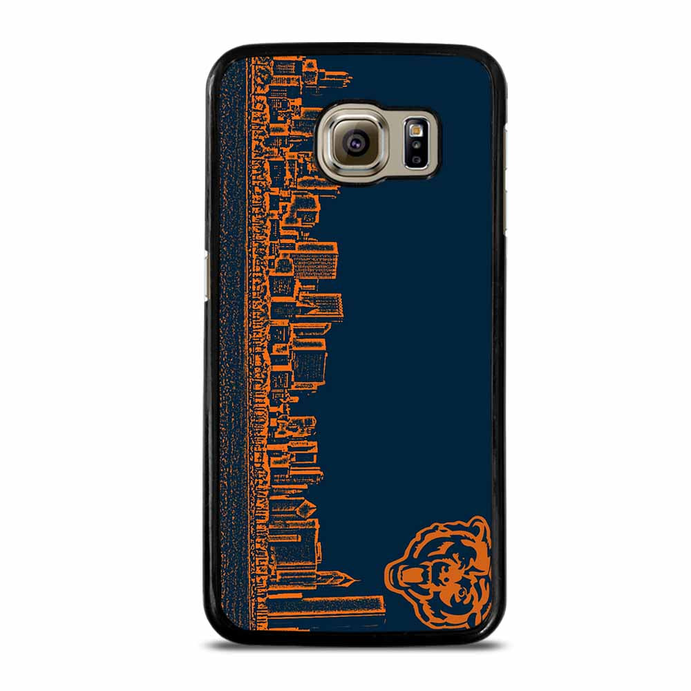 CHICAGO BEARS AMERICAN LOGO Samsung Galaxy S6 Case