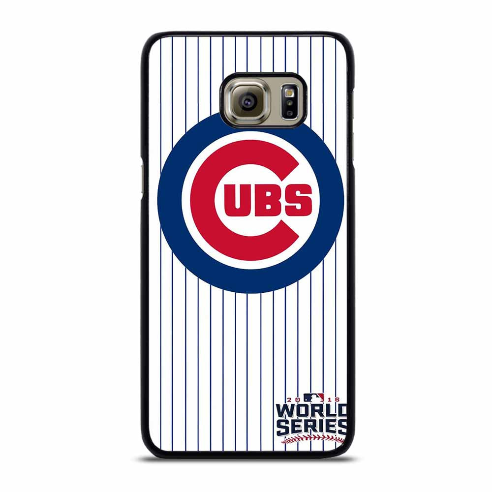 CHICAGO CUBS MLB Samsung Galaxy S6 Edge Plus Case