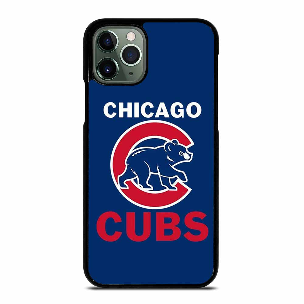 CHICAGO CUBS MLB BASEBALL TEAM iPhone 11 Pro Max Case