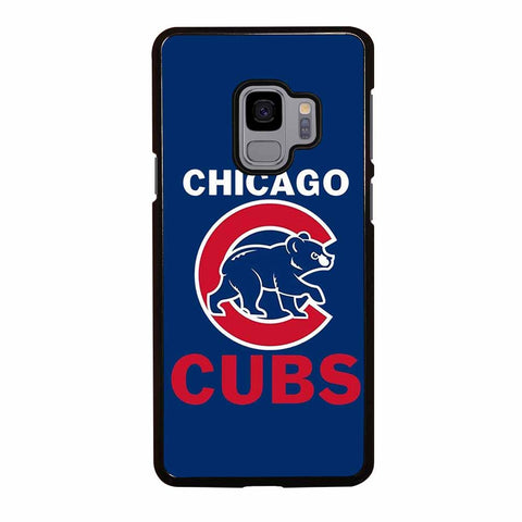 CHICAGO CUBS MLB BASEBALL TEAM Samsung Galaxy S9 Case