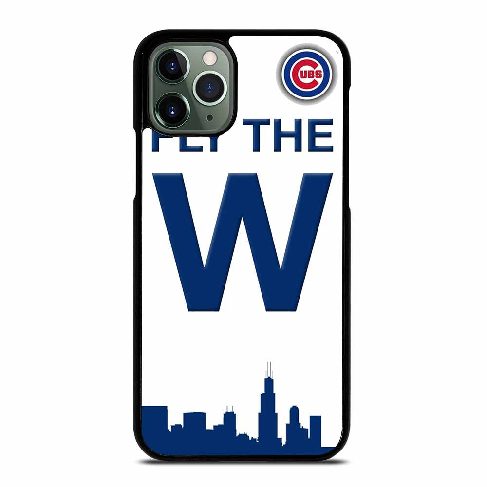 CHICAGO CUBS MLB ICON iPhone 11 Pro Max Case