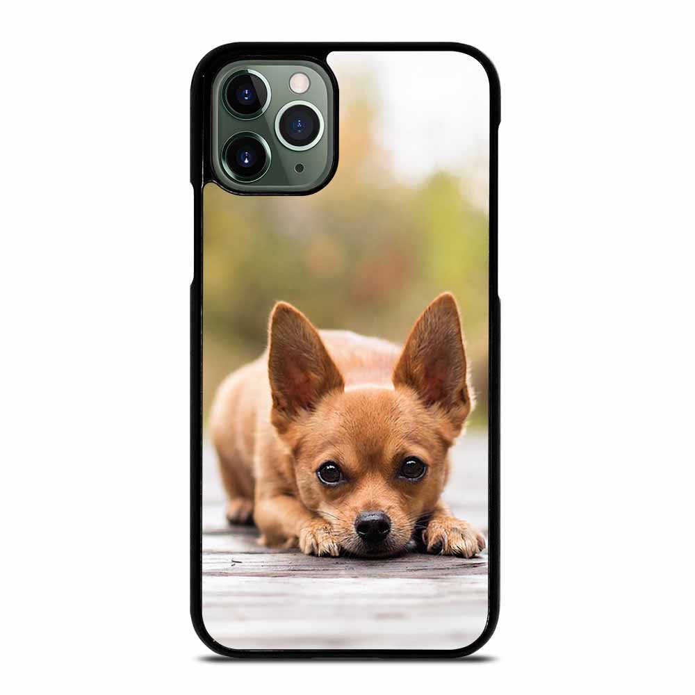 CHIHUAHUA DOG iPhone 11 Pro Max Case