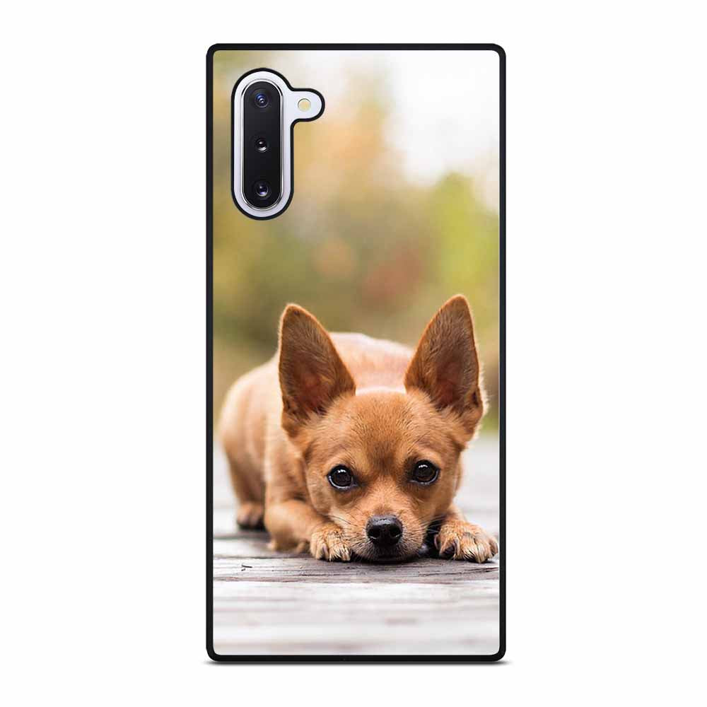 CHIHUAHUA DOG Samsung Galaxy Note 10 Case