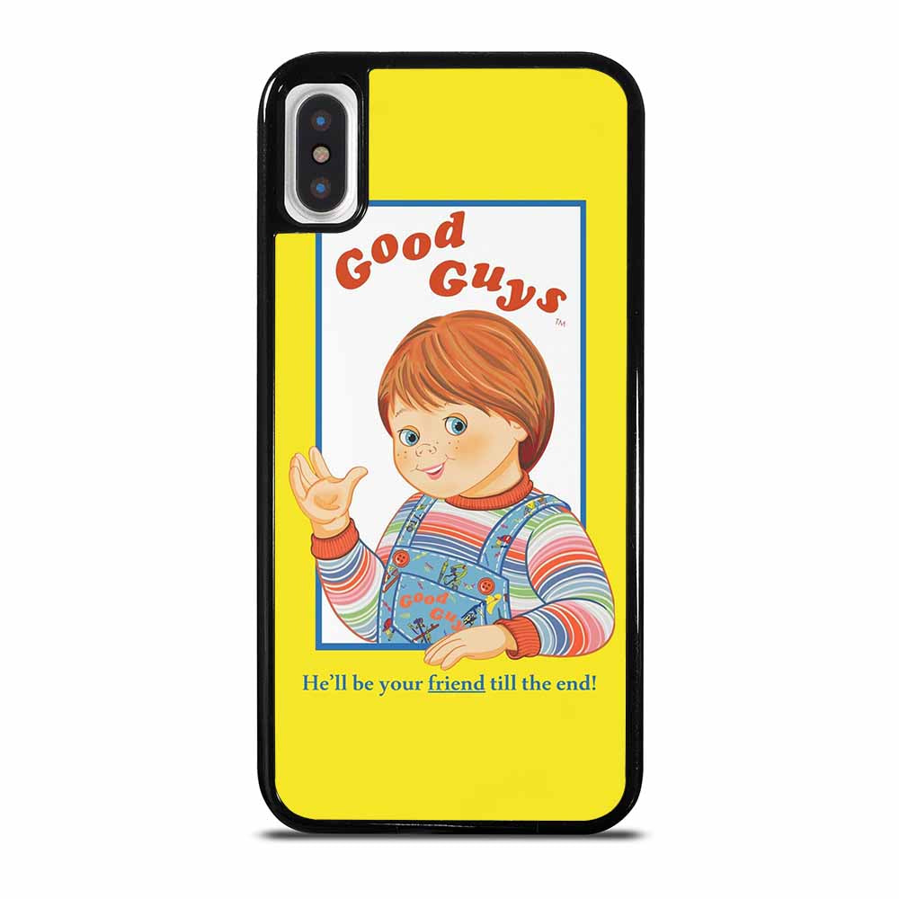 CHILD'S PLAY GOOD GUYS CHUCKY iPhone X / XS Case