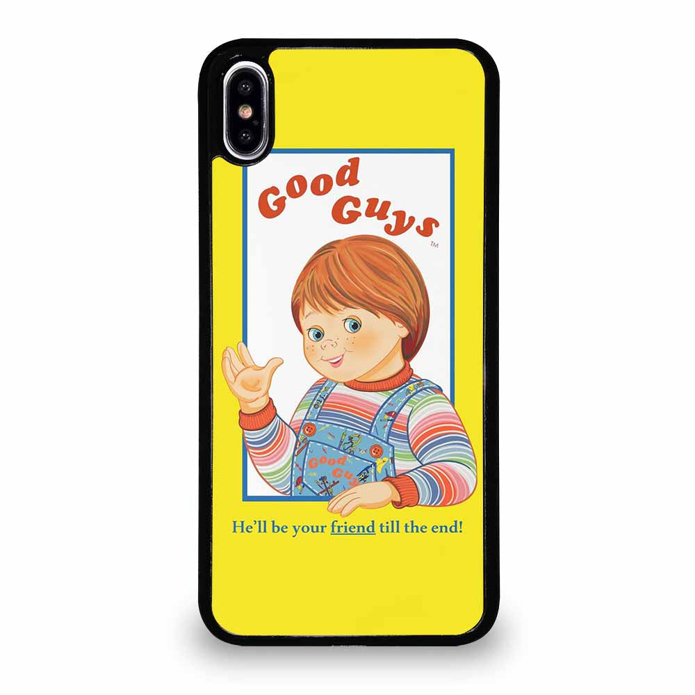 CHILD'S PLAY GOOD GUYS CHUCKY iPhone XS Max Case