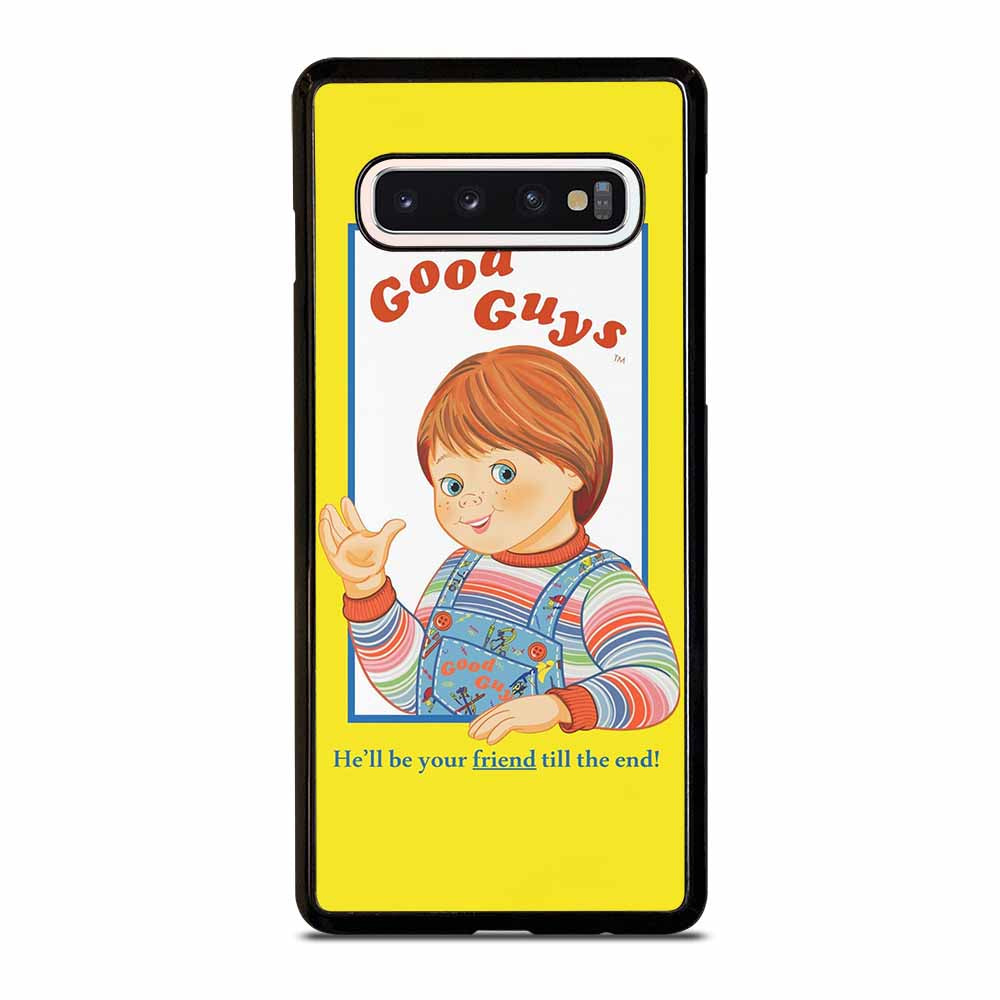 CHILD'S PLAY GOOD GUYS CHUCKY Samsung S6 S7 Edge S8 S9 S10 Plus S10 5G S10e Note 8 9 10 10+ Case