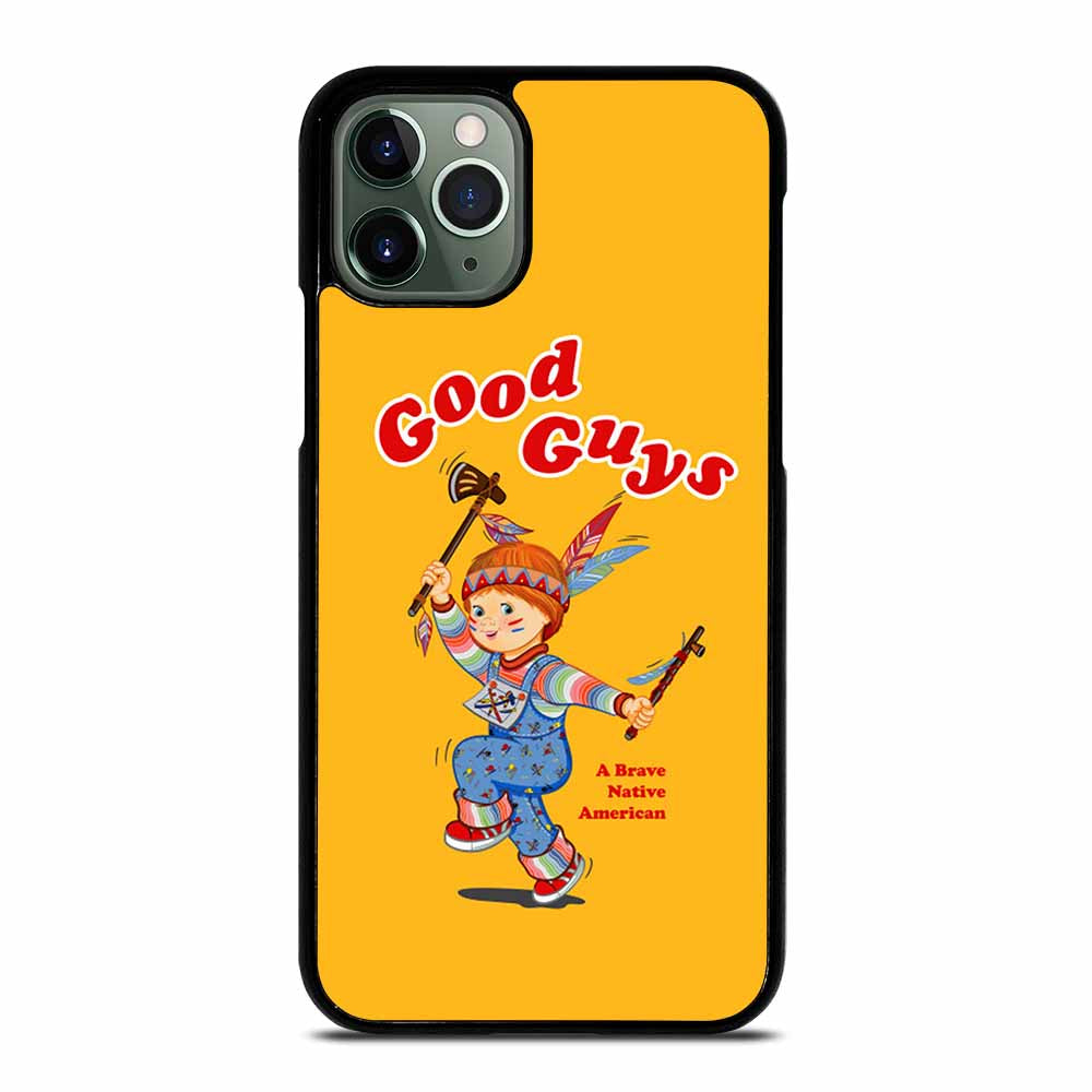 CHILD'S PLAY GOOD GUYS CHUCKY #1 iPhone 11 Pro Max Case