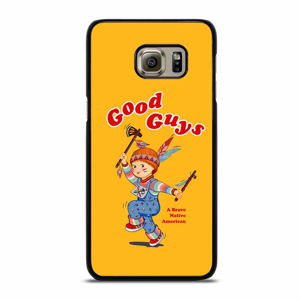 CHILD'S PLAY GOOD GUYS CHUCKY #1 Samsung Galaxy S6 Edge Plus Case