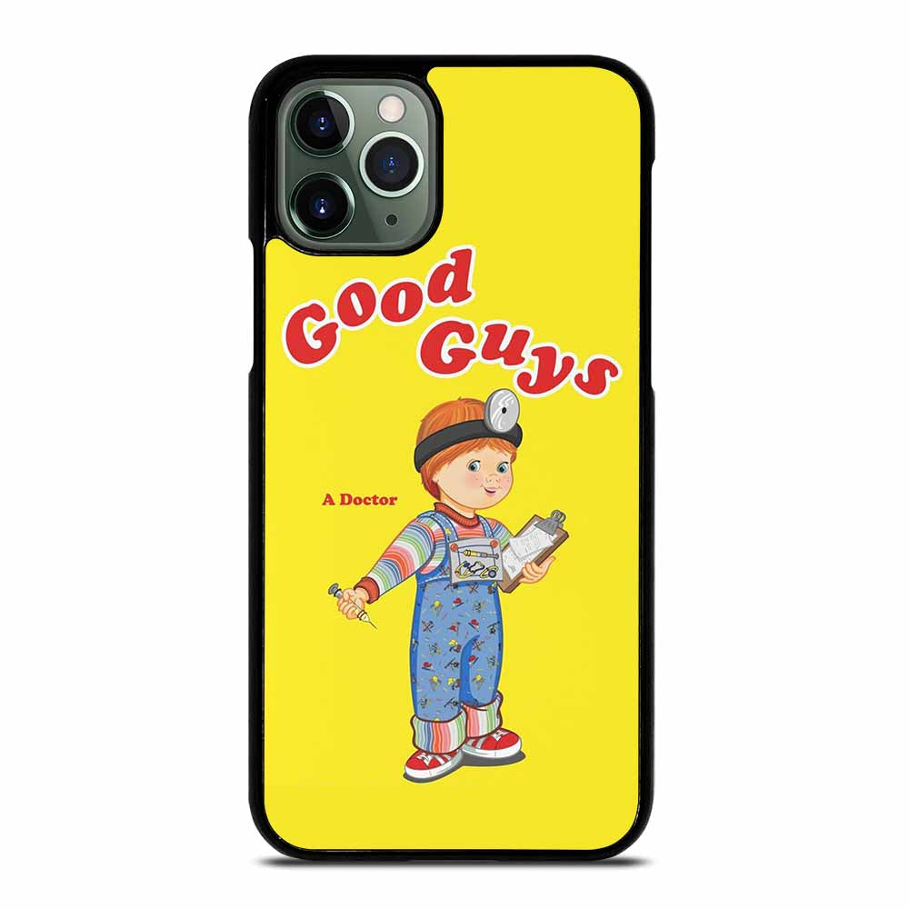 CHILD'S PLAY GOOD GUYS CHUCKY #2 iPhone 11 Pro Max Case