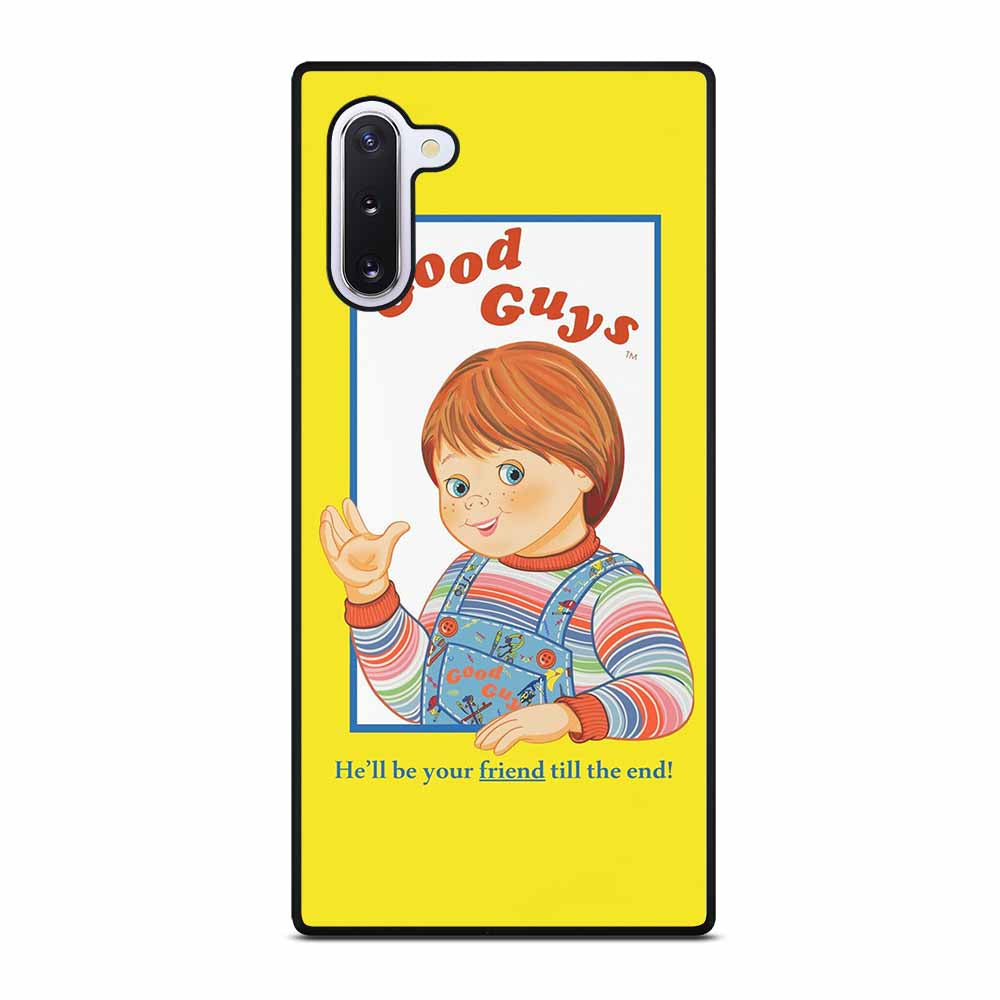 CHILD'S PLAY GOOD GUYS CHUCKY Samsung Galaxy Note 10 Case