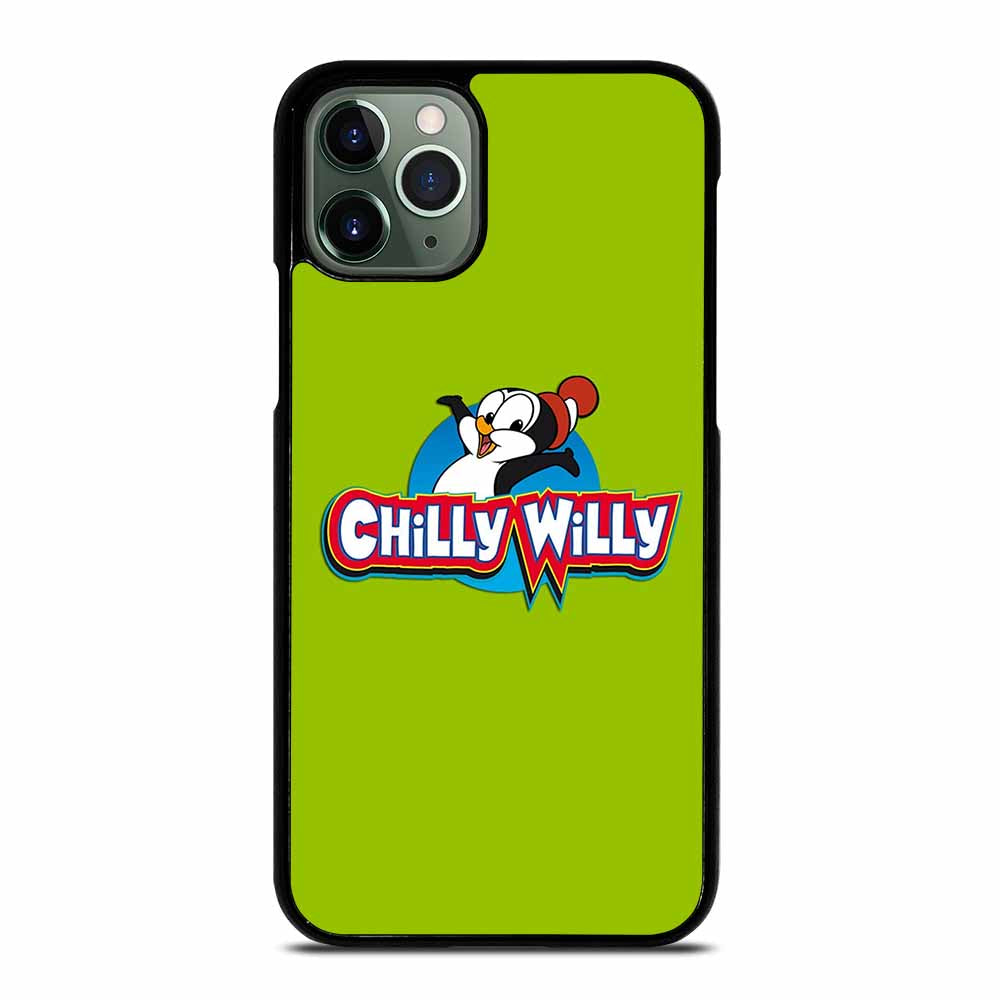 CHILLY WILLY iPhone 11 Pro Max Case