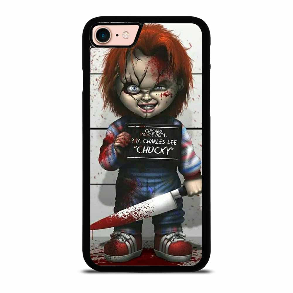 CHUCKY WITH KNIFE iPhone 7 / 8 Case