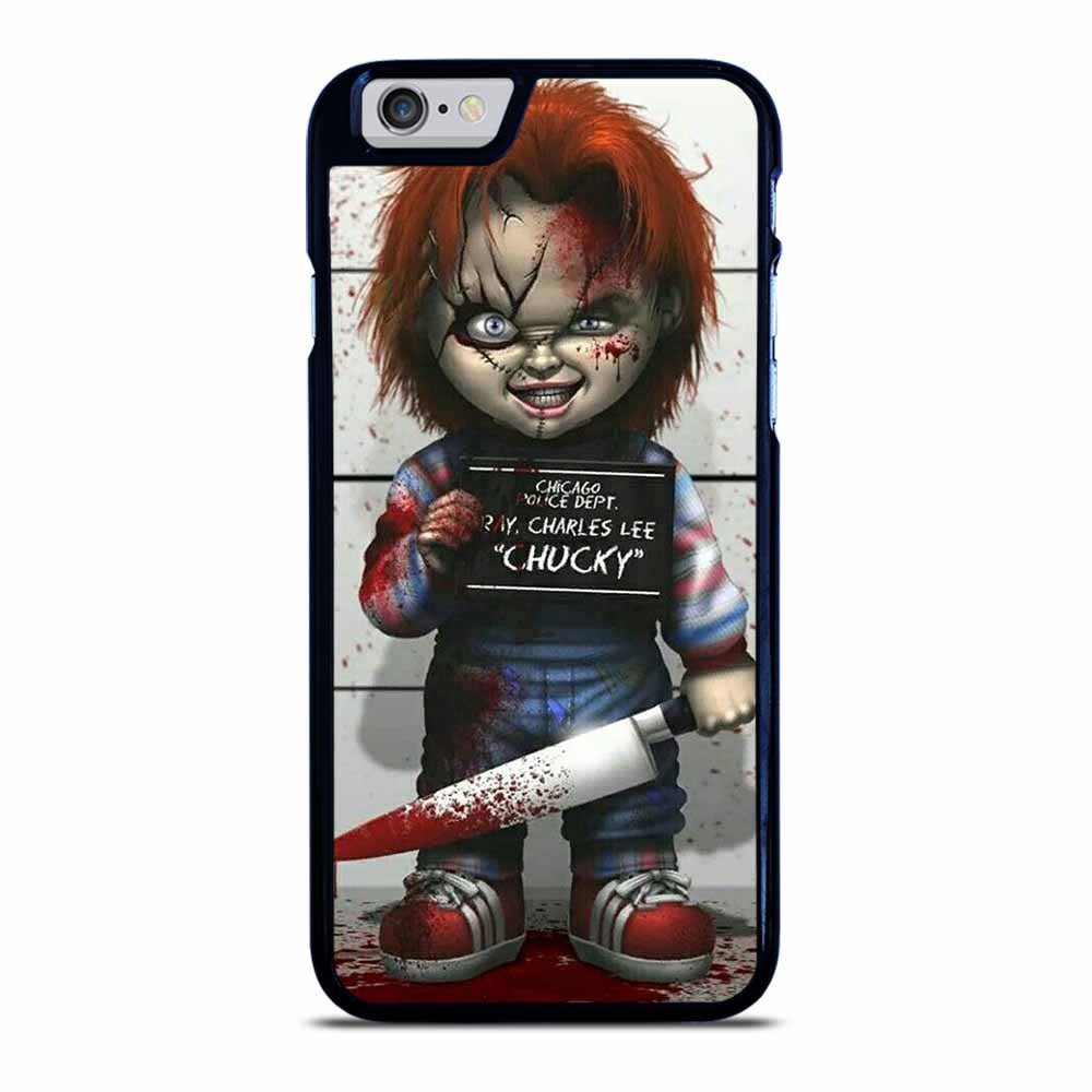 CHUCKY WITH KNIFE iPhone 6 / 6S Case