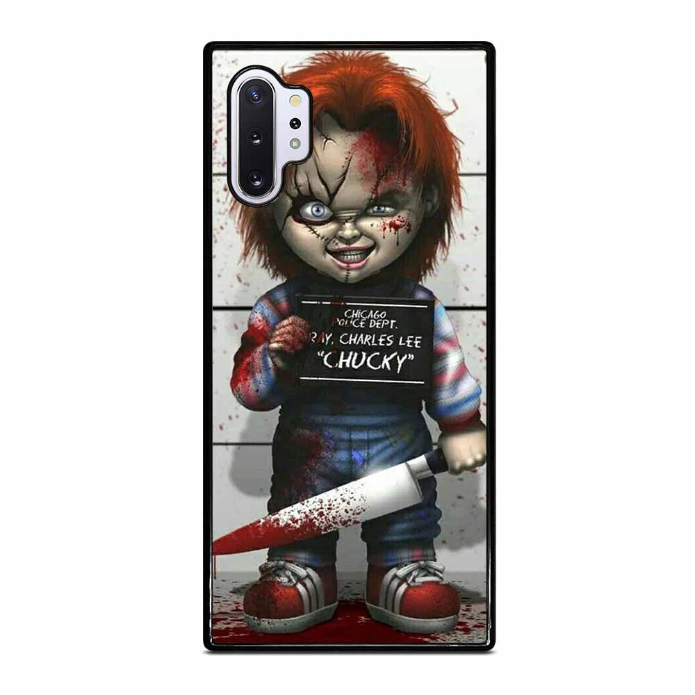 CHUCKY WITH KNIFE Samsung Galaxy Note 10 Plus Case