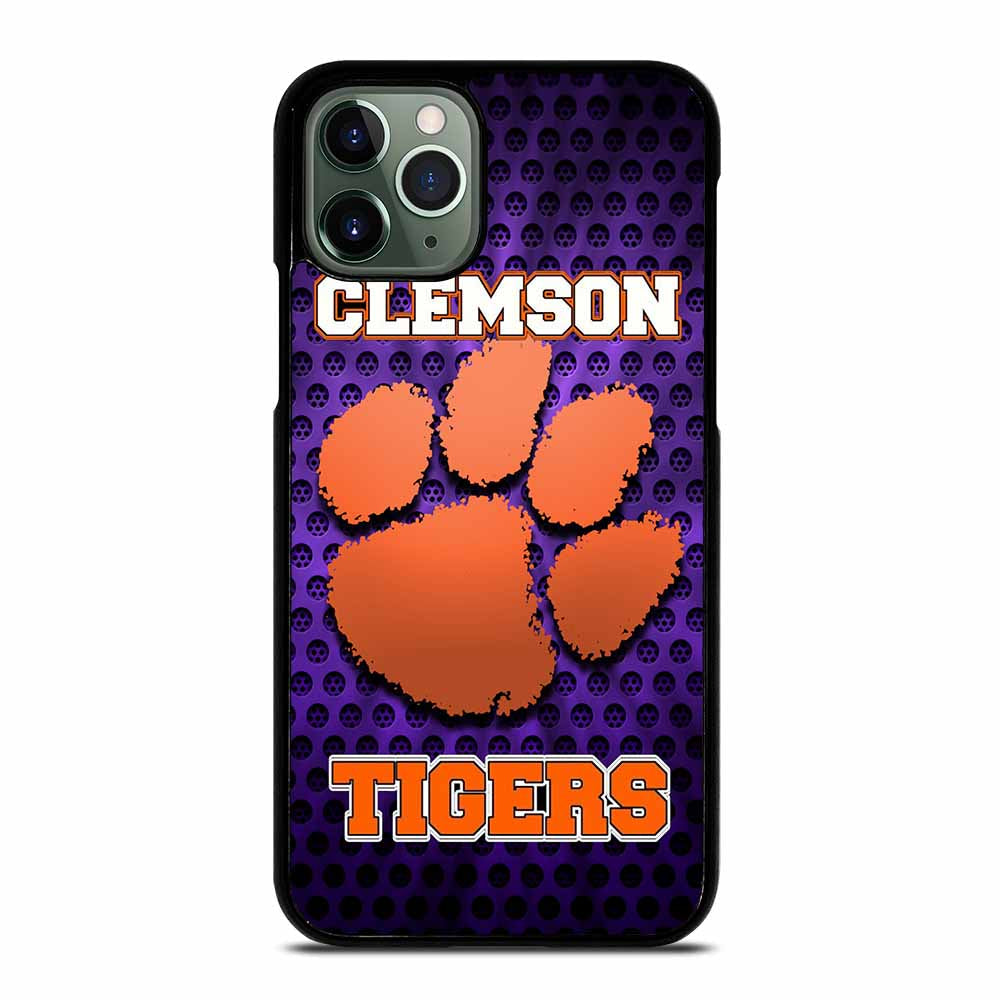 CLEMSON TIGERS iPhone 11 Pro Max Case