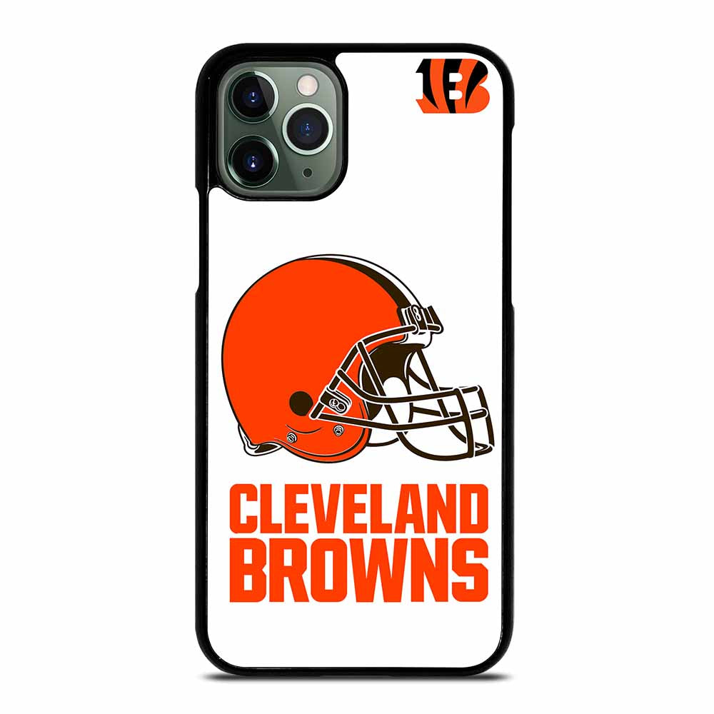 CLEVELAND BROWNS LOGO #1 iPhone 11 Pro Max Case