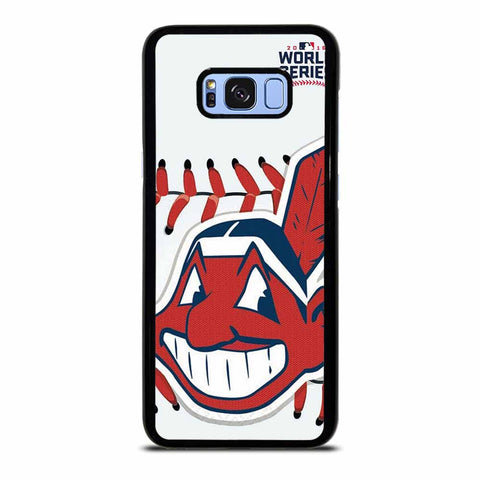 CLEVELAND INDIANS Samsung Galaxy S8 Plus Case