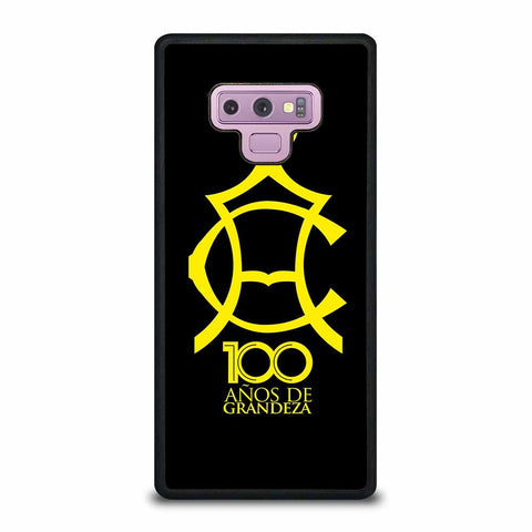 CLUB AMERICA FC 100 ANOS Samsung Galaxy Note 9 case