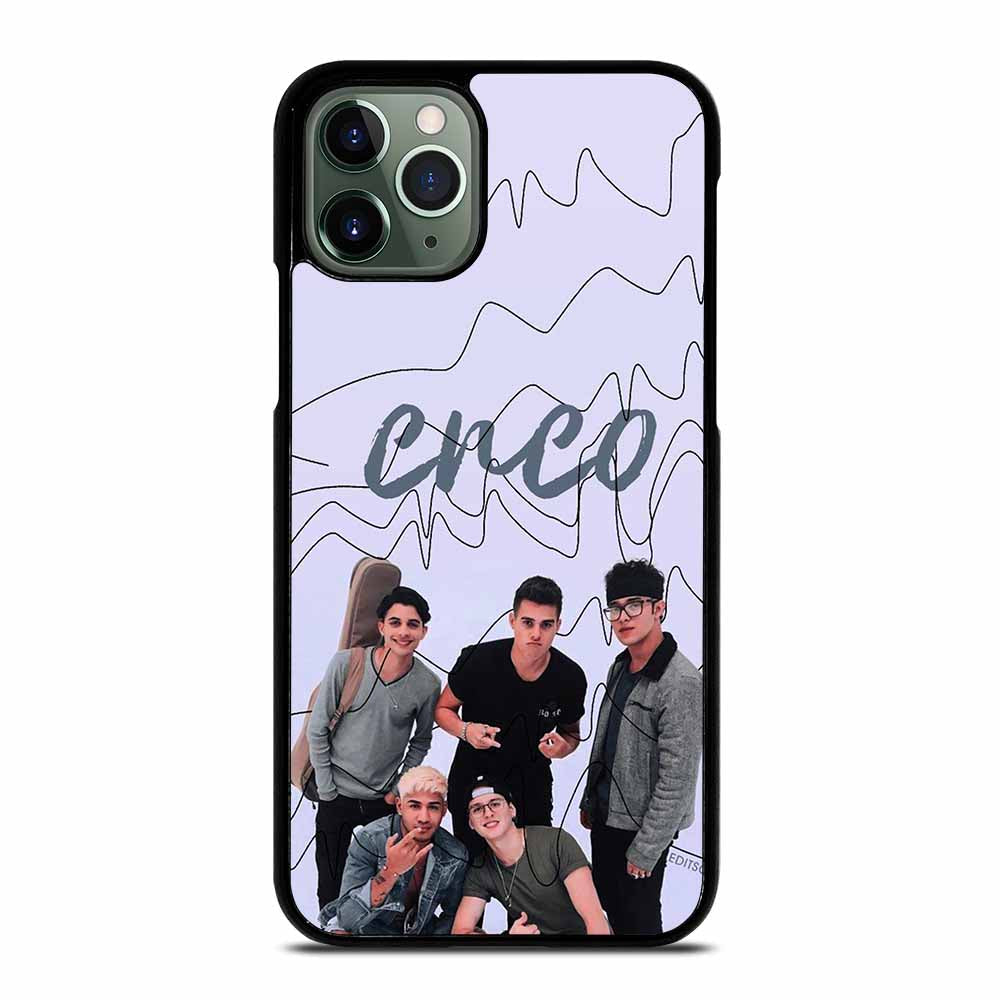 CNCO PRIMERA CITA iPhone 11 Pro Max Case