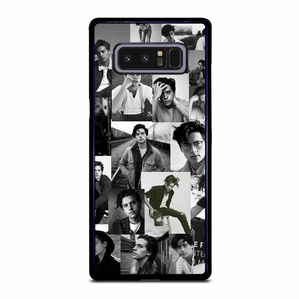 COLE SPROUSE - RIVERDALE Samsung Galaxy Note 8 case