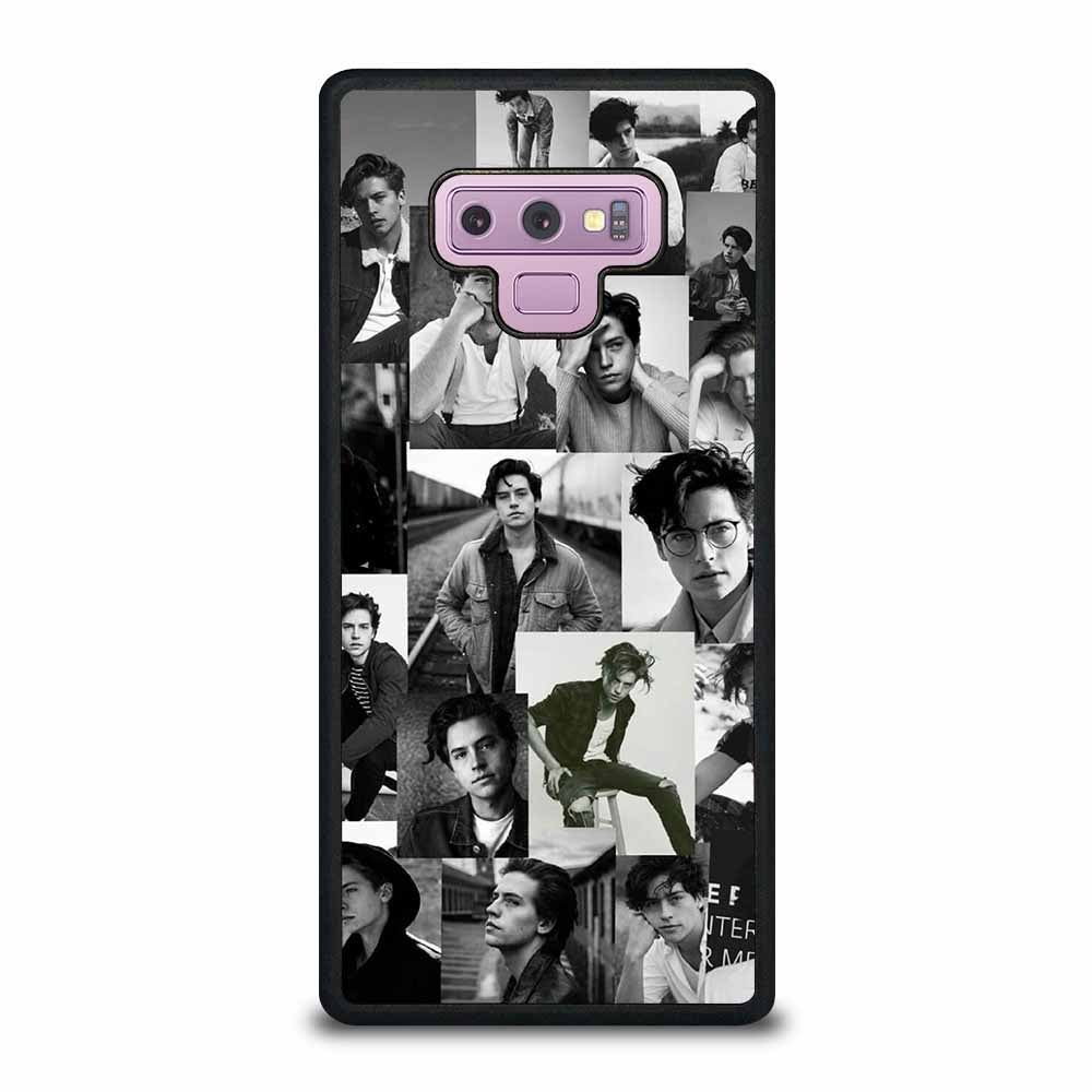 COLE SPROUSE - RIVERDALE Samsung Galaxy Note 9 case
