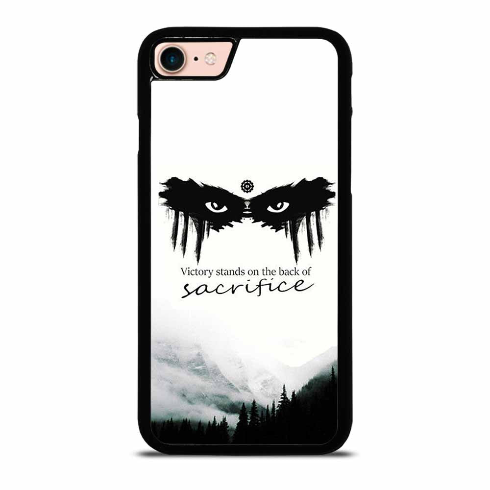 COMMANDER LEXA THE 100 EYES iPhone 7 / 8 Case