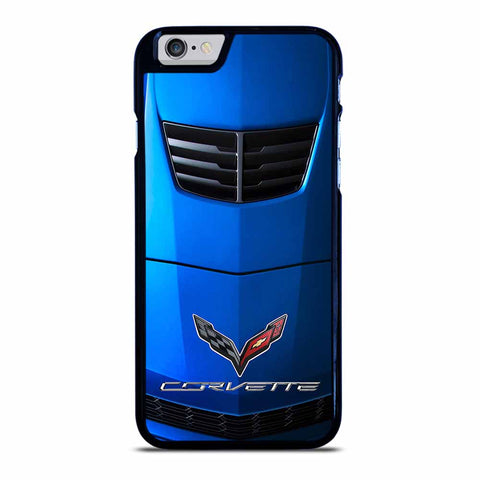 CORVETTE BLUE iPhone 6 / 6S Case