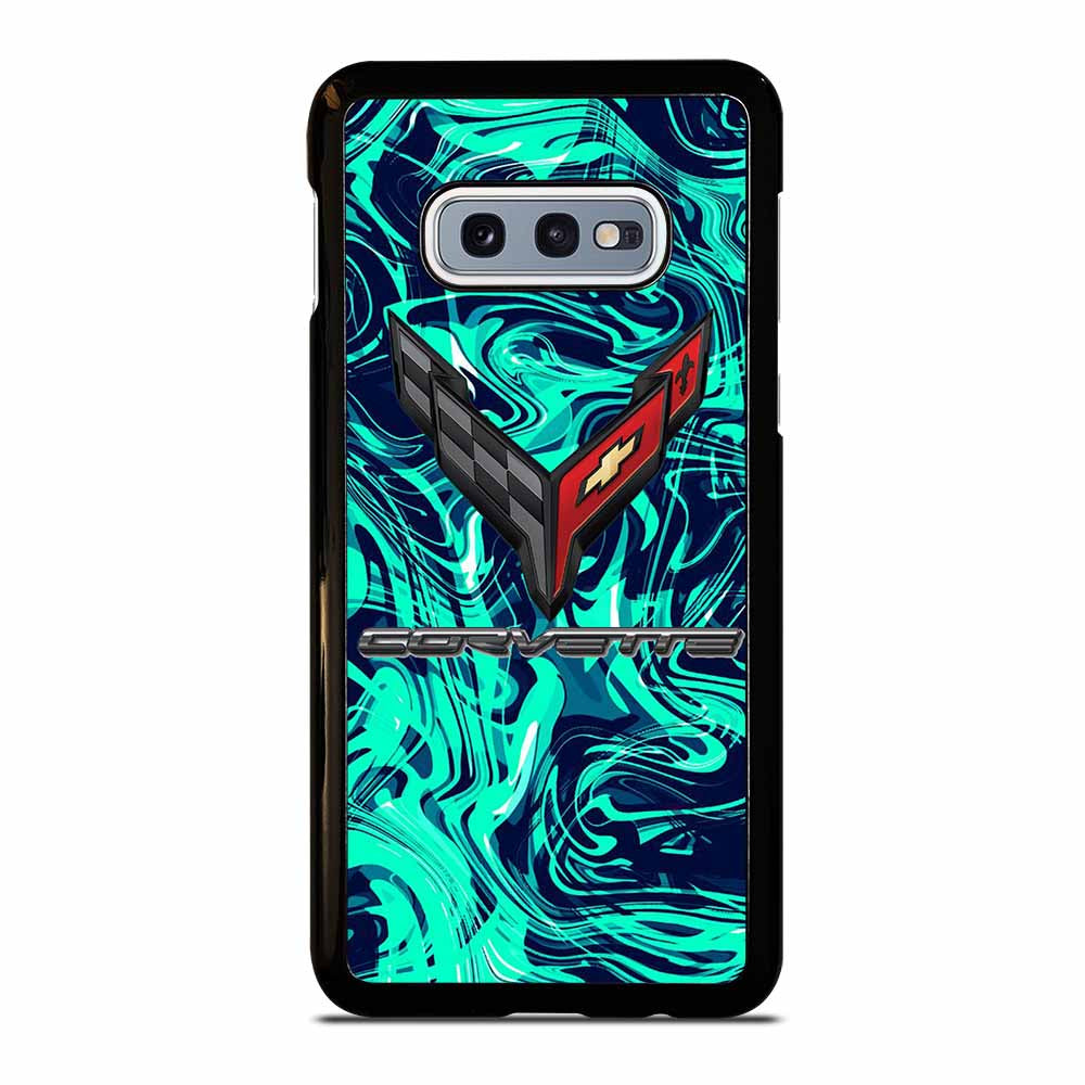 CORVETTE C8 ART Samsung Galaxy S10e case
