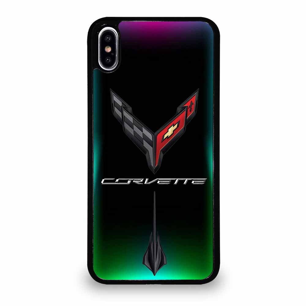 CORVETTE C8 NEW iPhone XS Max Case