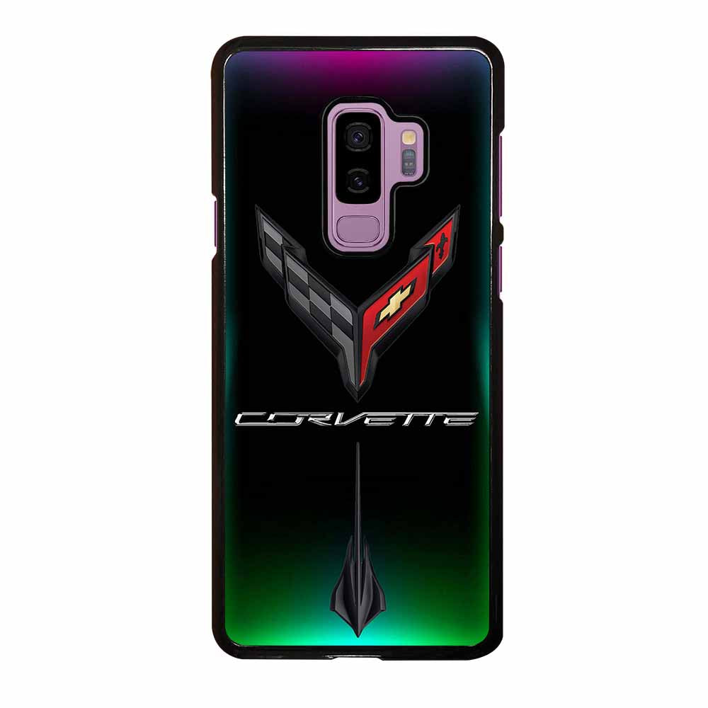 CORVETTE C8 NEW Samsung Galaxy S9 Plus Case