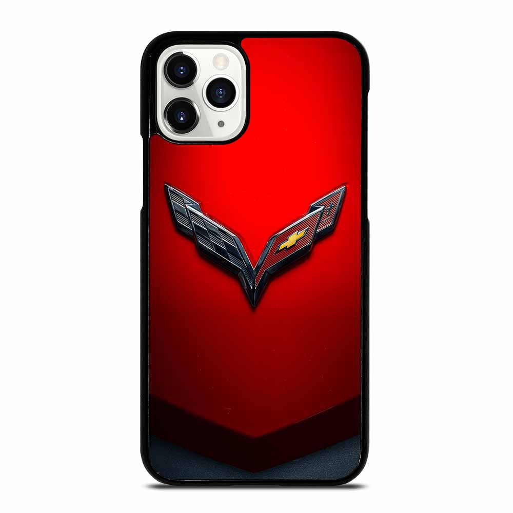 CORVETTE CHEVY STINGRAY RED iPhone 11 Pro Case