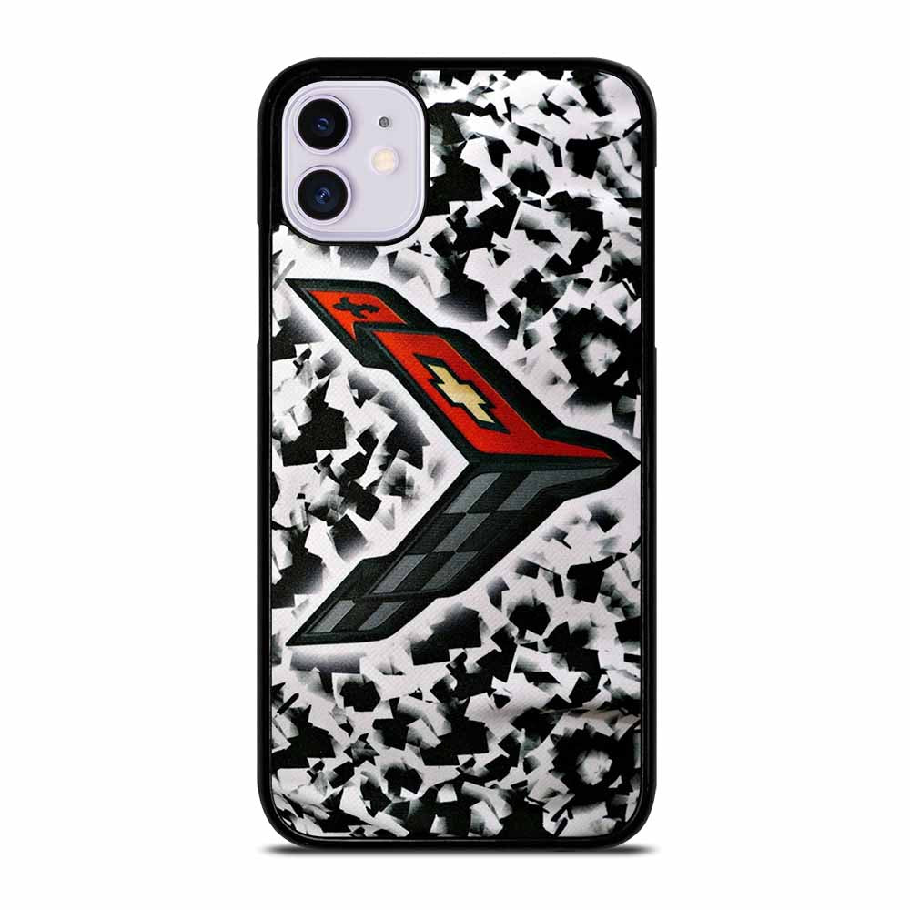 CORVETTE LOGO C8 iPhone 11 Case