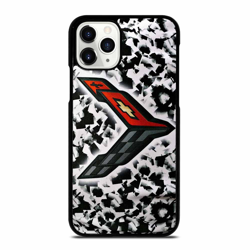 CORVETTE LOGO C8 iPhone 11 Pro Case