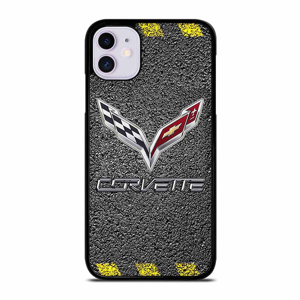 CORVETTE ROAD RACING iPhone 11 Case
