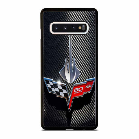 CORVETTE STINGRAY CARBON Samsung Galaxy S10 Case