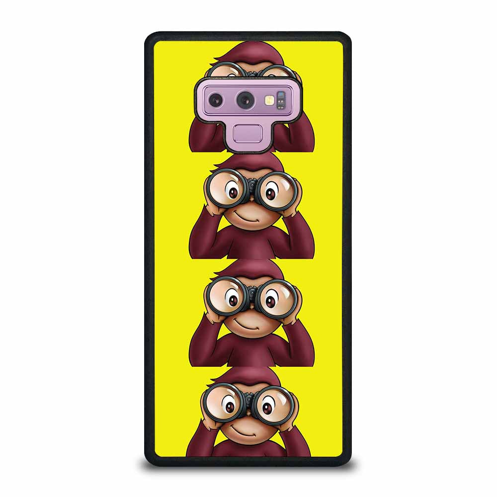 CURIOUS GEORGE Samsung Galaxy Note 9 case