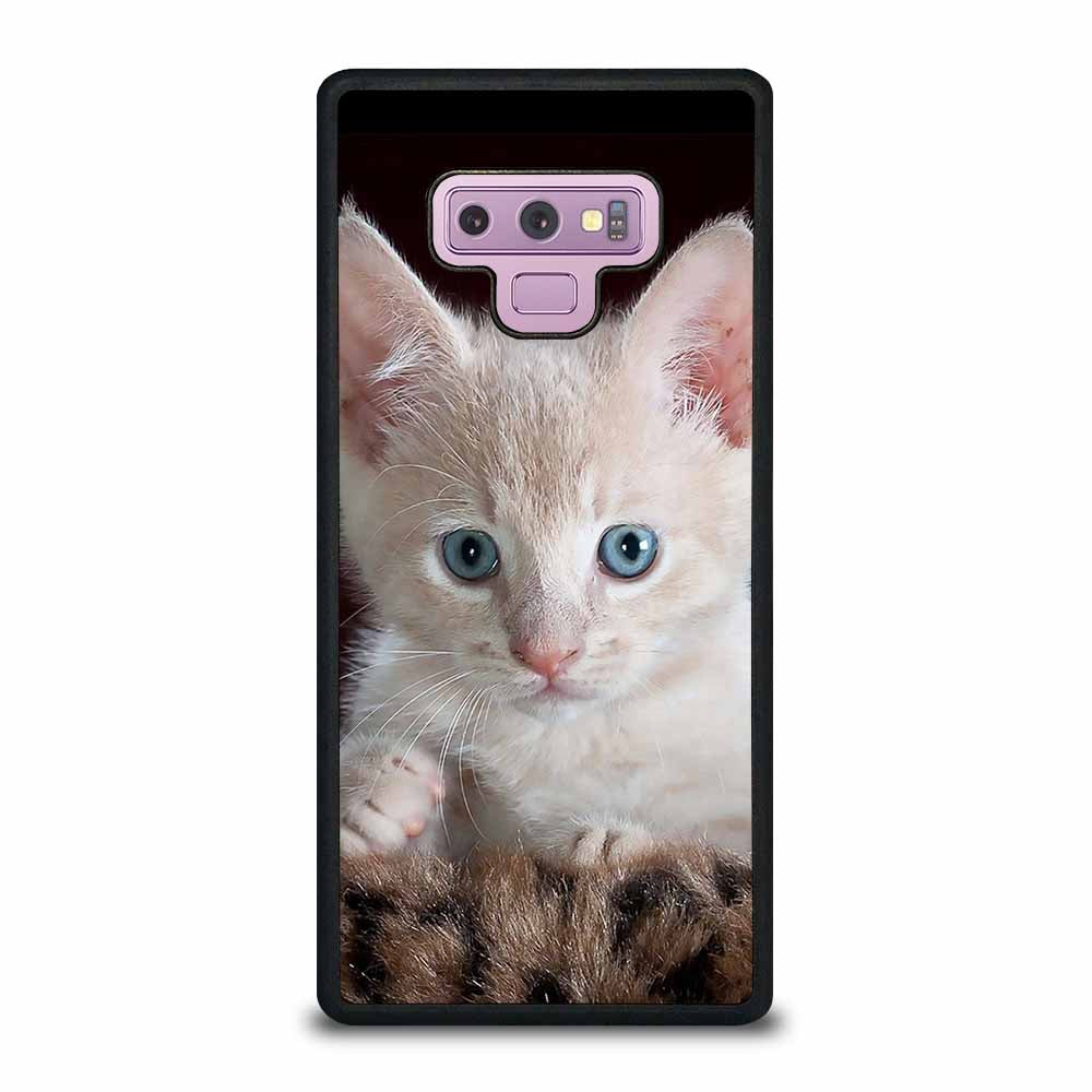 CUTE CAT CATS PAWS Samsung Galaxy Note 9 case