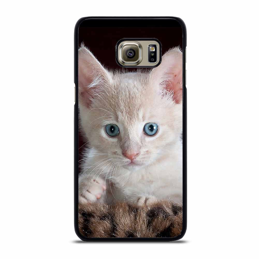 CUTE CAT CATS PAWS Samsung Galaxy S6 Edge Plus Case