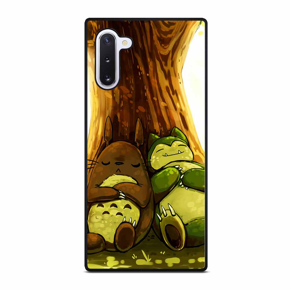 CUTE SNORLAX WITH TORORO Samsung Galaxy Note 10 Case