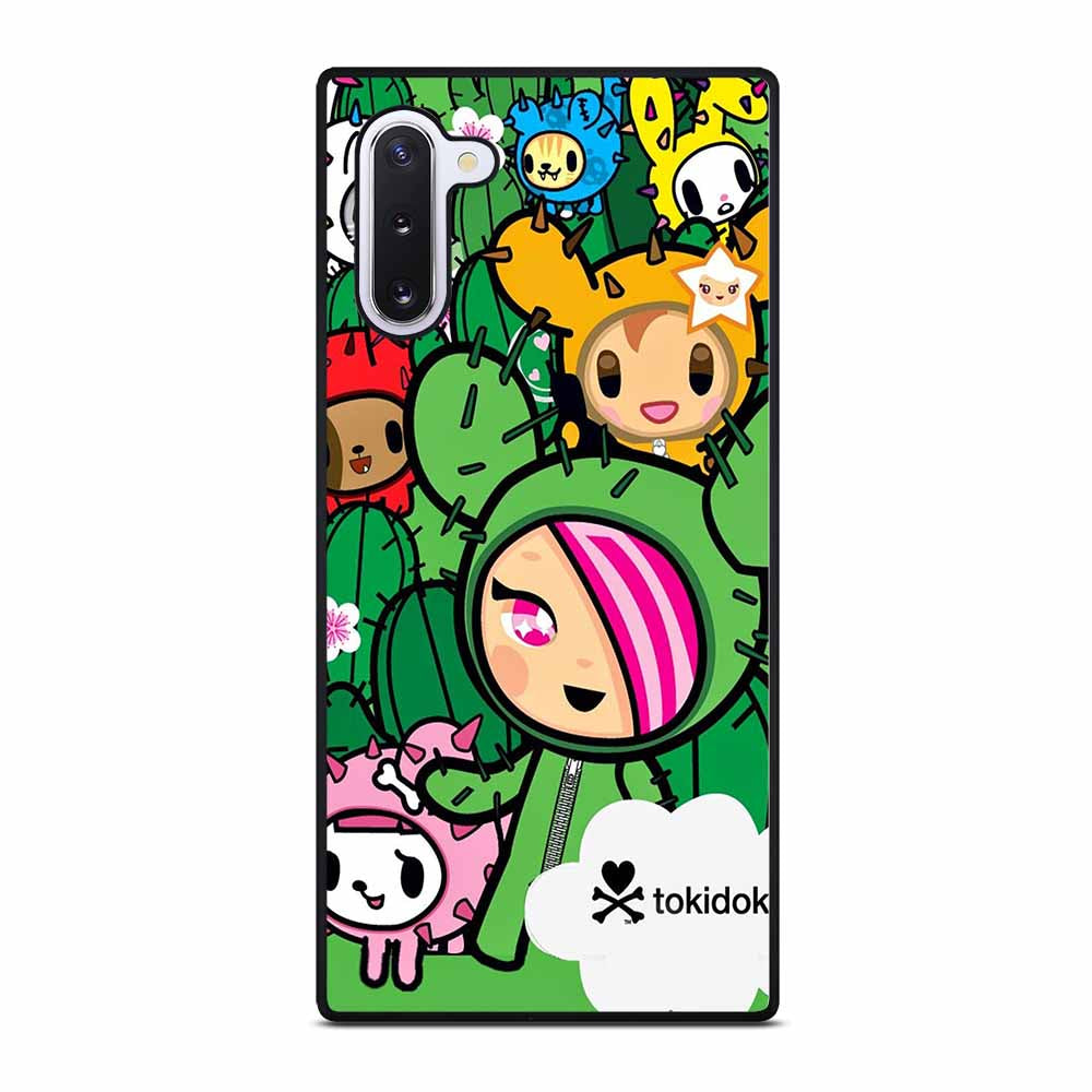 CUTE TOKIDOKI GREEN #1 Samsung Galaxy Note 10 Case