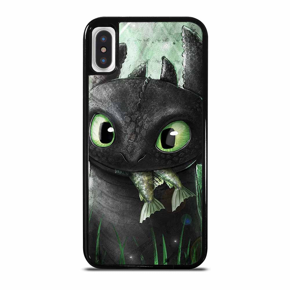 CUTE TOOTHLESS iPhone X / XS case