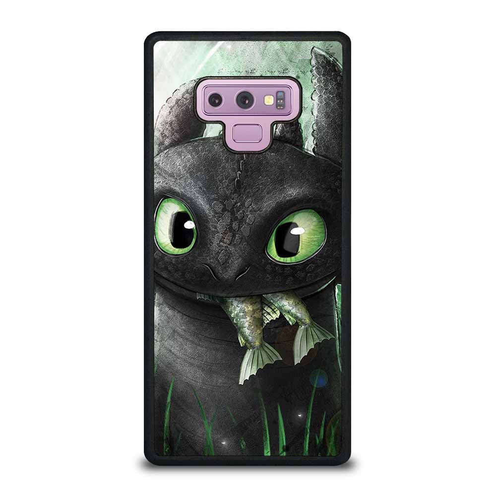 CUTE TOOTHLESS Samsung Galaxy Note 9 case